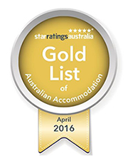 Star Rating gold List 2016